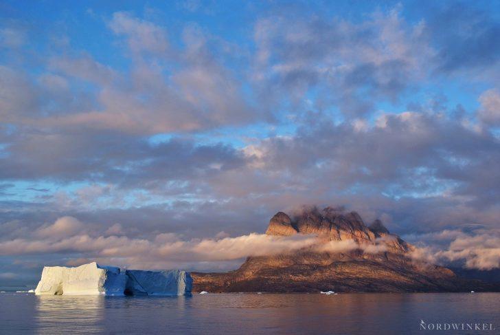 Sonnenuntergang Uummannaqfjord II