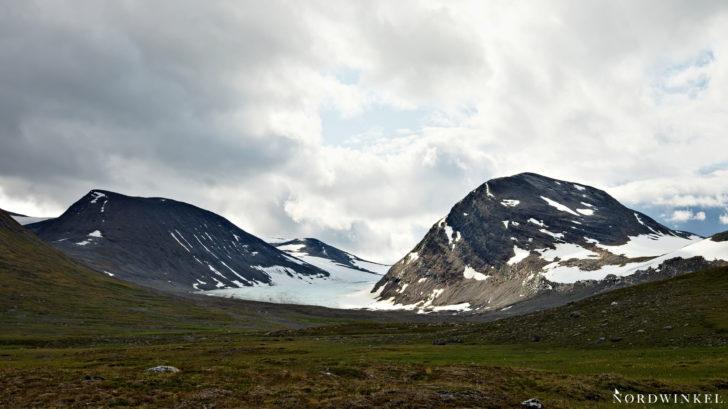 Glaciers Inside Sarek